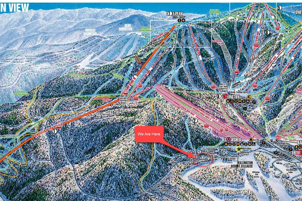 So Close to the Slopes
