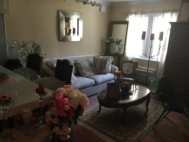 Cozy Apartment in DOWNTOWN Stamford CT!