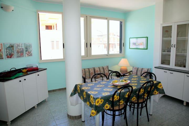 Appartamento a Porto Cesareo vicino al mare