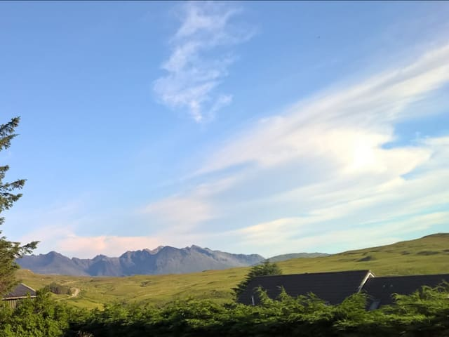 Cuillin Ridge View Apartment,Struan - Highland - Apartamento