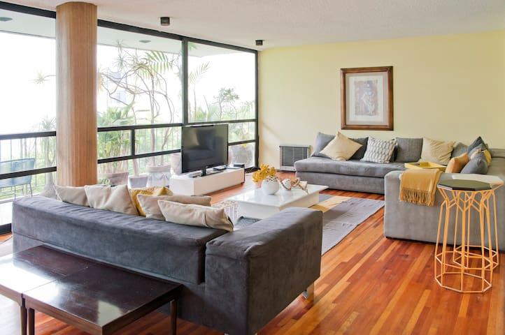 3BR + Studio Apartment in Polanco - Ciutat de Mèxic