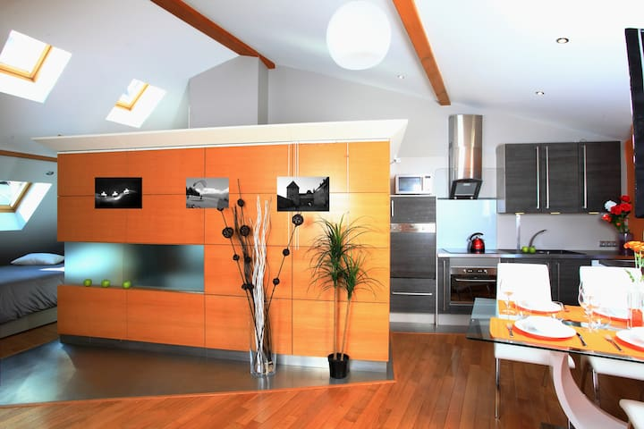 APPART FILLATERIE ANNECY - Annecy - Wohnung