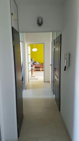 Comfortabele privé kamers (2) - Amsterdam-Zuidoost - Apartmen