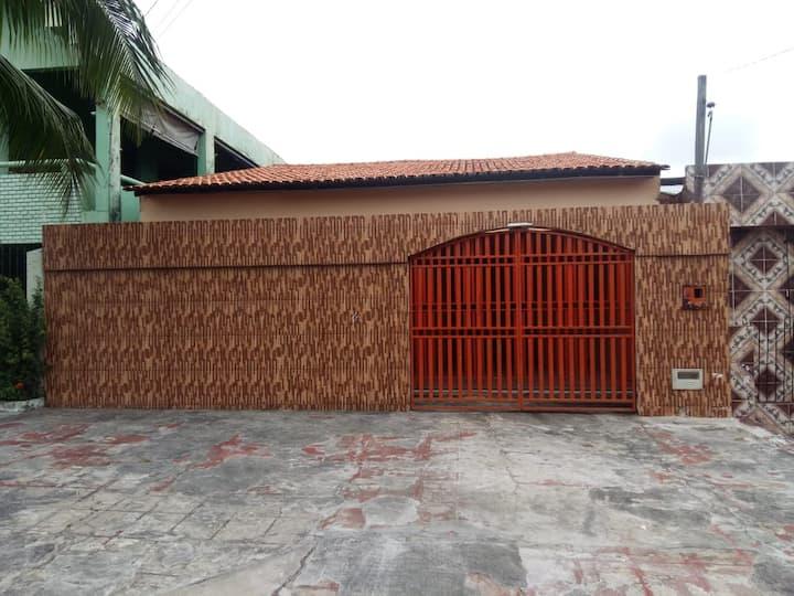Casa de Praia- Salinas/Pará/Brasil