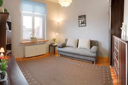 ☼ Lovely apartment by the castle ☼ - 甚切青(Szczecin)