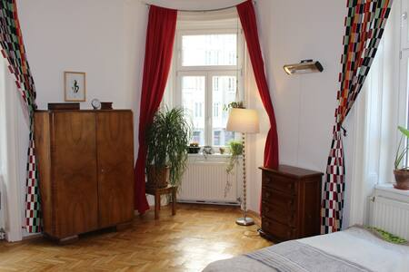Beautiful room in central apartment - Wenen