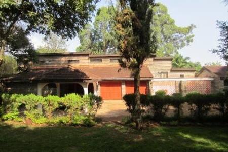 Kirinyaga Country Lodge, your home in Africa.