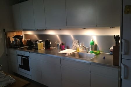 Family friendly apartment close to Copenhagen - Vallensbæk - Apartment