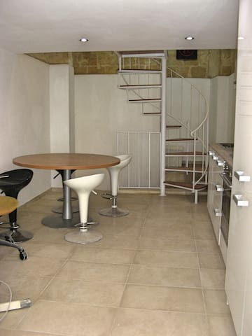 Valletta Studio Apartment