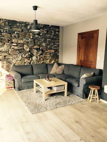 La villa de Léa - Spa