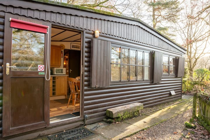 Dock Tarn Lodge | 2-Bed Lodge, 3-miles from Ambleside (Dog-friendly)