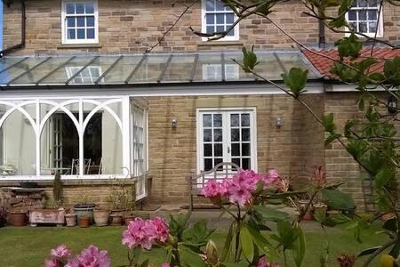 New Wells Nr Castle Howard & Malton Double Room 2 - Terrington