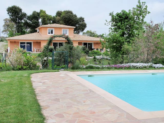 Holiday House Gelormini for 8 persons in Ghisonaccia