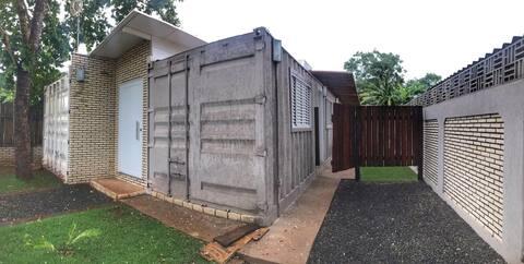Casa Contêiner em Piraputanga