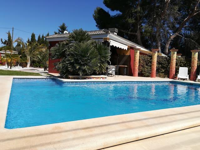 Alicante casita Andalouse