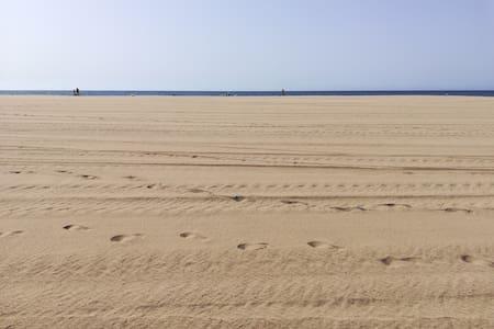 Bungalow 5 minuti auto playa Maspalomas