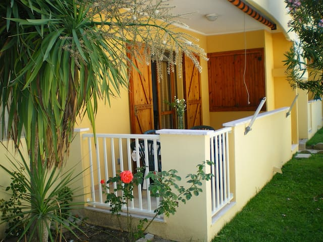 APPARTAMENTO FRONTE SPIAGGIA DEL LIDO - Alghero - Appartement