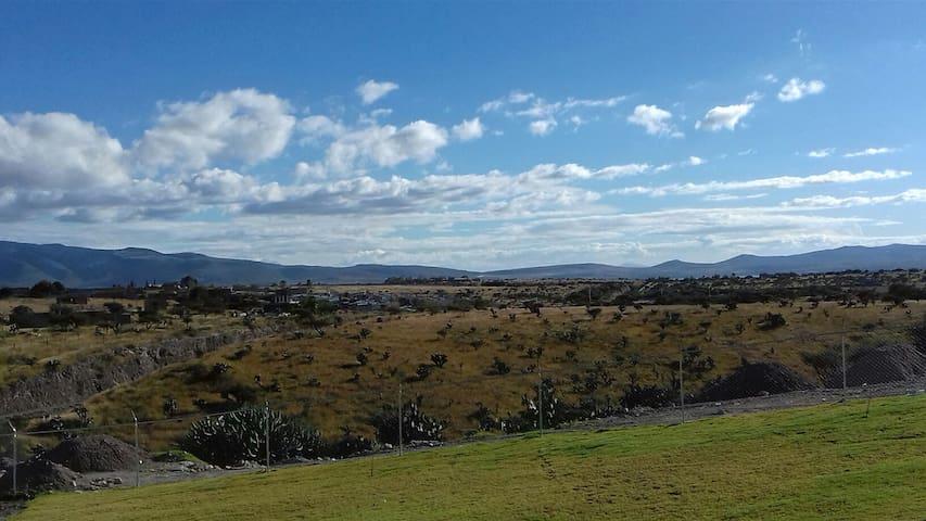 Encantador depto. Amueblado / excelente ubicación - San Miguel de Allende - Flat