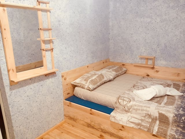 Perice Butik Pansiyon 3 kişilik oda