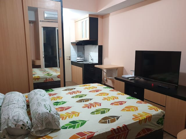 Ayodhya Residences Apartment. Luxury studio room