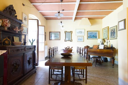 Campo alle Monache, camera Quercia - Bucine - Bed & Breakfast