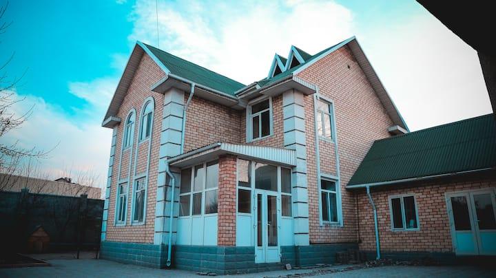 Ala-Too Hostel