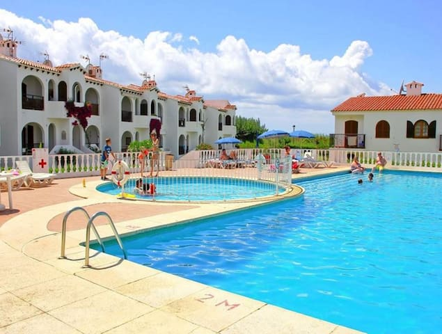 In Holiday Resort with Pool and Balcony - Girasol Garden Superior 2 A