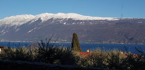 Lake Garda View Three-room Apartment