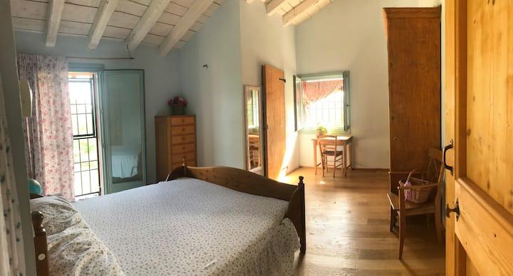 Gufieallodole home, Green & Charme - Goethe Room