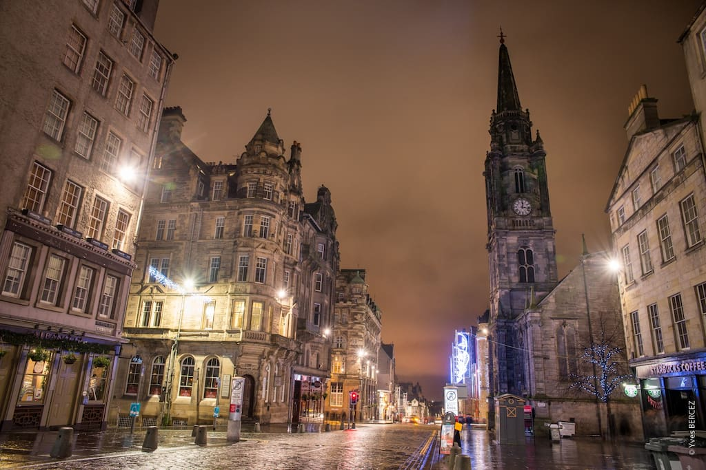 Best view in the Edinburgh Festival - Apartments for Rent ...
