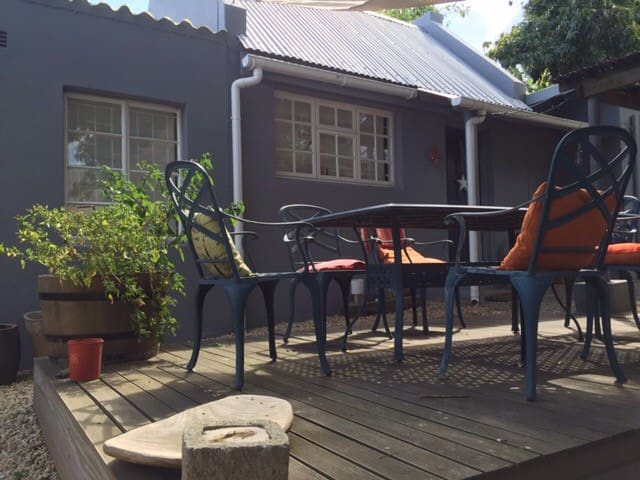 grapevine - cottage - Swellendam - Apartment