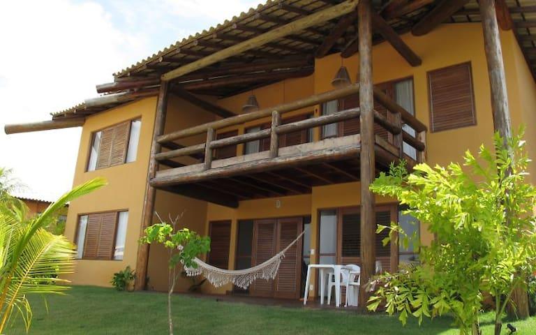 Aluguel Reserva Imbassaí - Bahia - Mata de São João - Casa