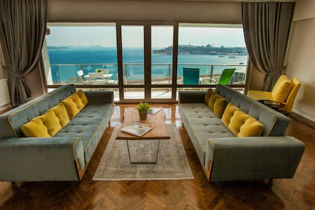 SKYFLATS #1 Magnificent Bosphorus - Beyoğlu - Apartment