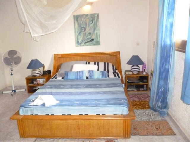 located villa in Saly , SENEGAL - Saly Portugal  - Casa de camp