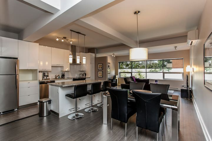 Superb loft / perfect location