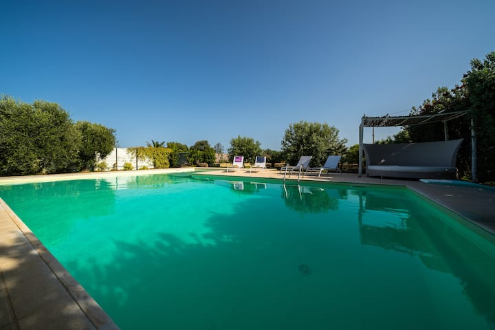 Villa Mori 3 bedroom villa with big pool