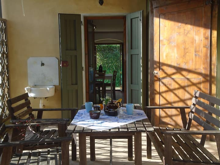 Country house 20 km from Florence