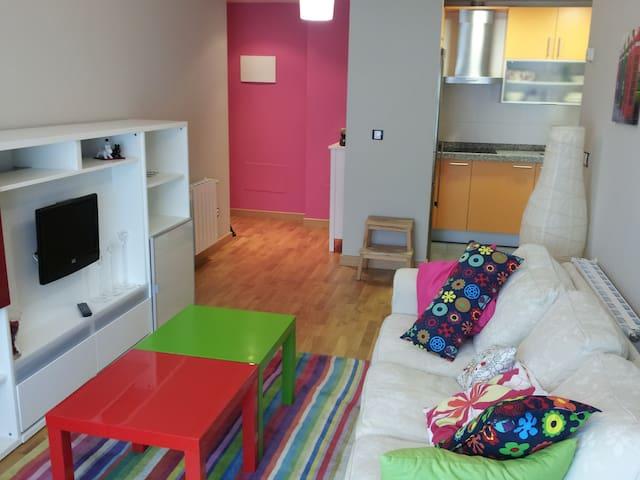 Apartamento de 1 habitación - Solares - (ไม่ทราบ)