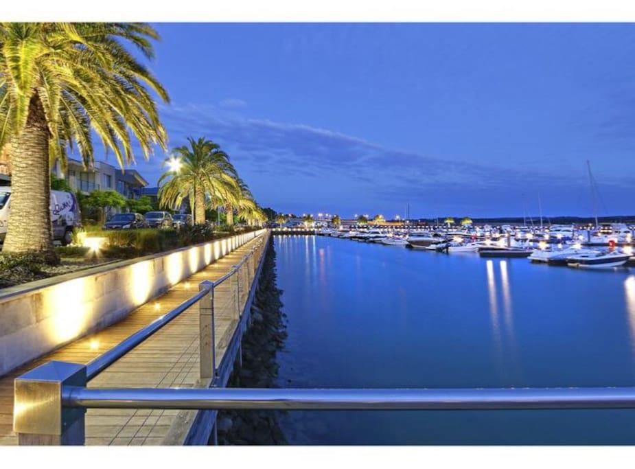 Martha Cove Marina