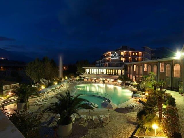 Casa vacanza termale - Contursi Terme - Apartamento