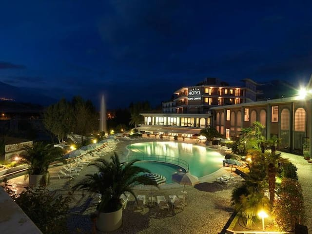 Casa vacanza termale - Contursi Terme - Appartement