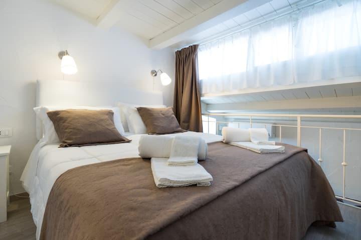 Ortigia Loft Apartment with terrace
