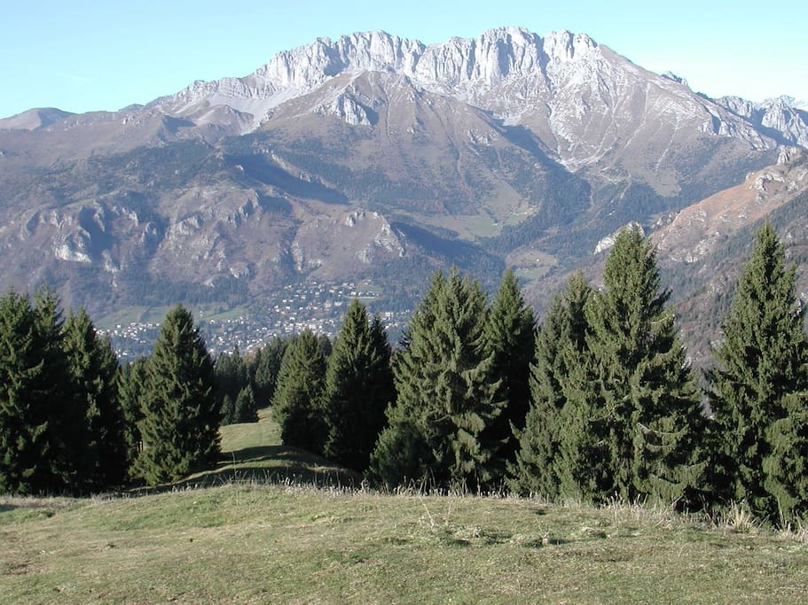 mount Presolana
