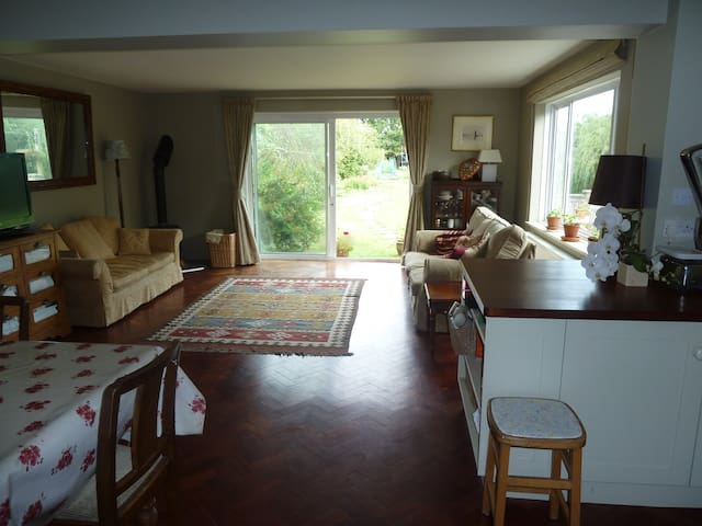 Cosy rural retreat walkers paradise - Hurstpierpoint - Huis