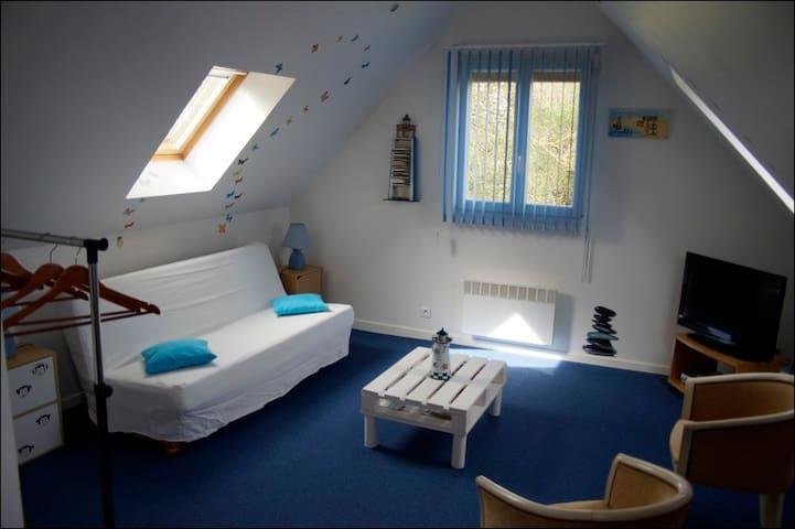 Appartement entre terre et mer  - Plougoumelen - Apartment
