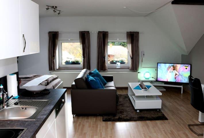 Komfort & Luxus für bis zu 3 Pers. - Schleiden - Lägenhet