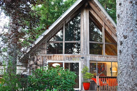 Mountain Cabin at the Coast    MCA #1059 - Manzanita - 獨棟