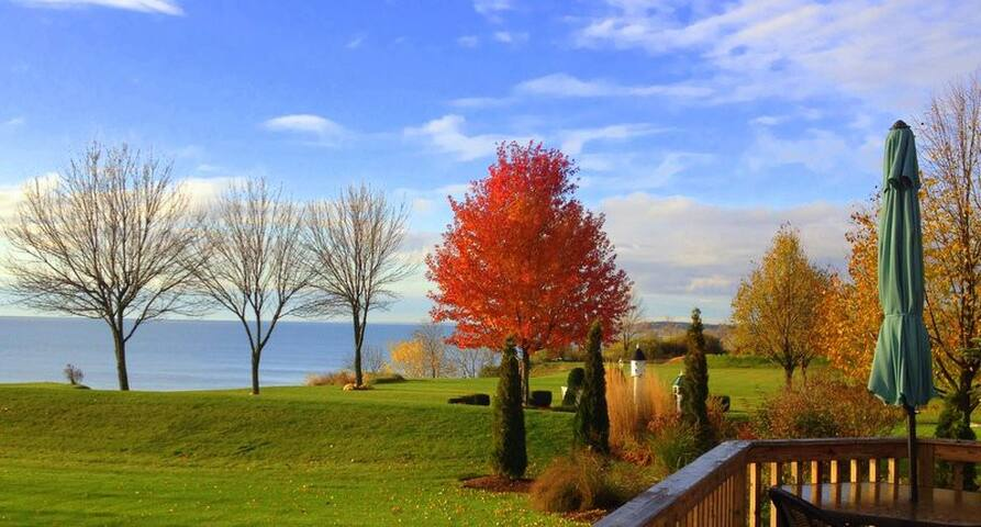 Lake Michigan Luxury PGA Exclusive - Manitowoc - Huis