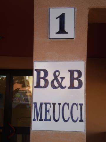 Bed&breakfastMeucci - Matera