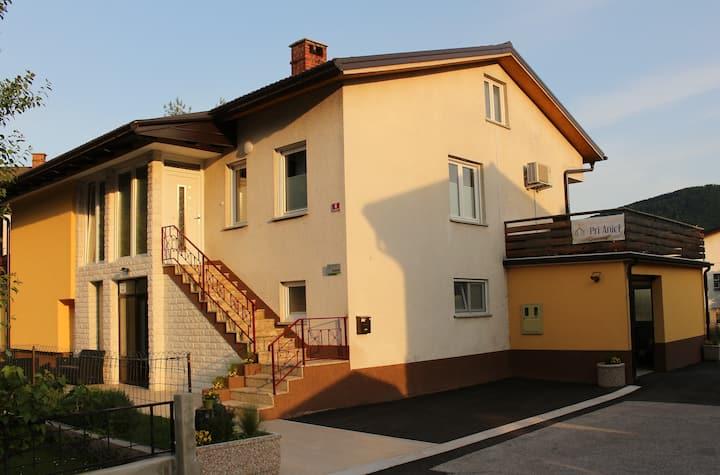 Apartment Anica (Hiša pri Anici)